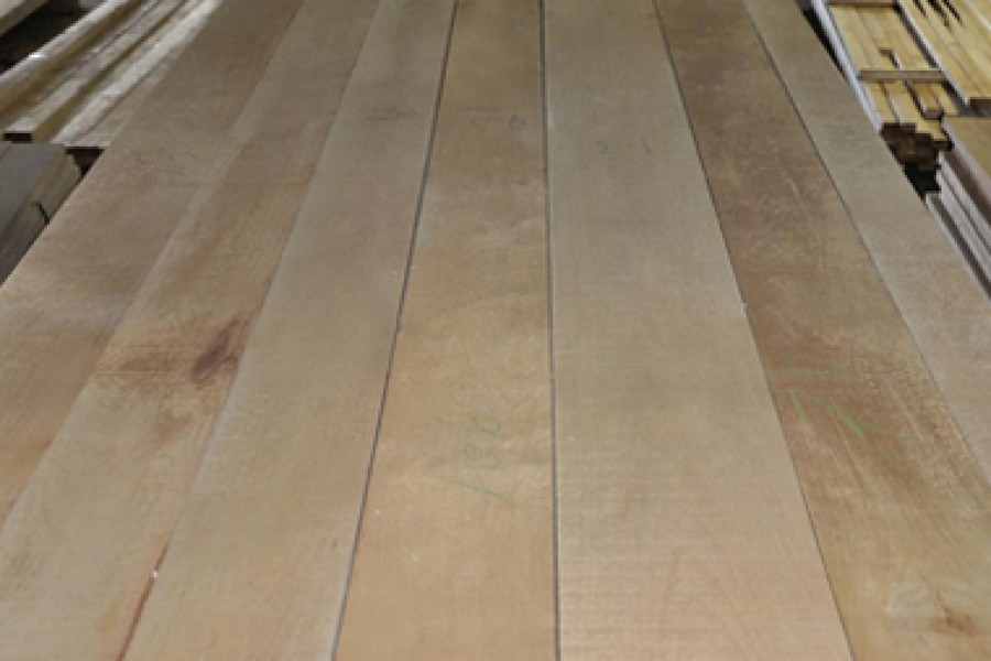 Sawn timber – FAS